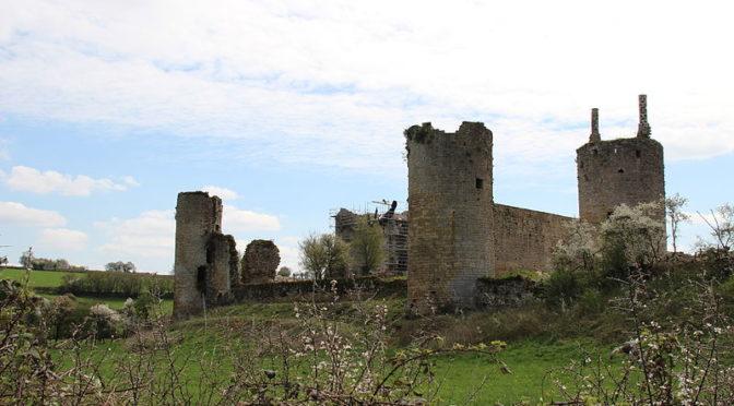 Château de Commune en Saône-et-Loire