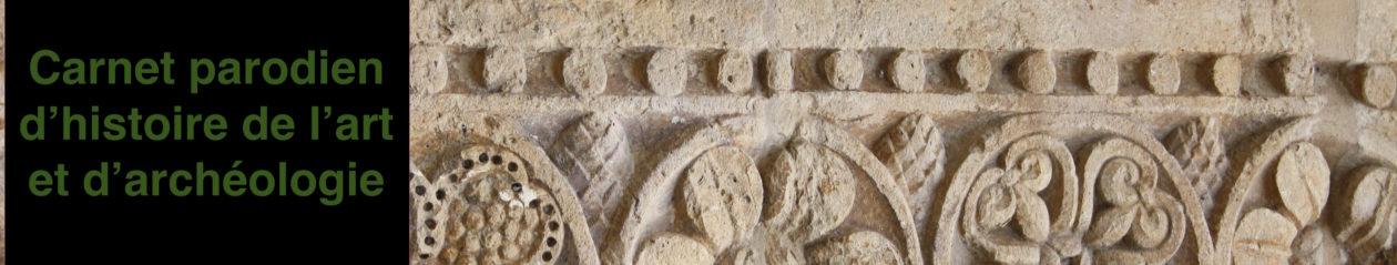 Carnet parodien d'histoire de l'art et d'archéologie