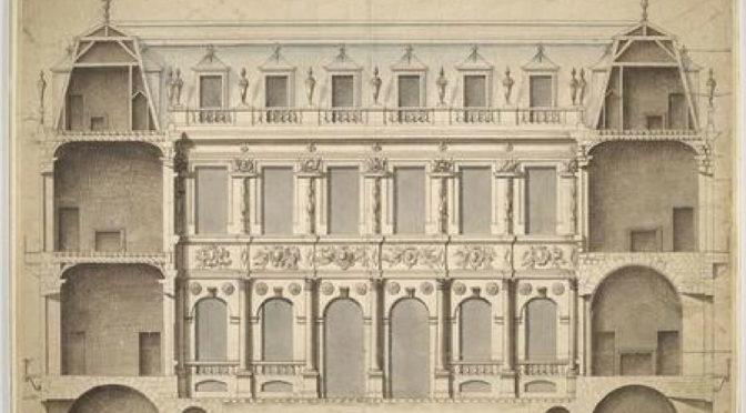 Un état inédit : le grand château de Chantilly sous le règne du duc de Bourbon (1692-1740)
