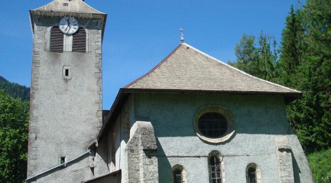 Le pèlerinage sur le tombeau de l'abbé Ponce de Sixt de la fin du Moyen Age jusqu'au XVIIe siècle : entre continuité et renouveau